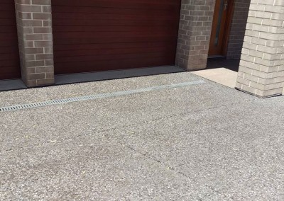Exposed Aggregate - Mercury