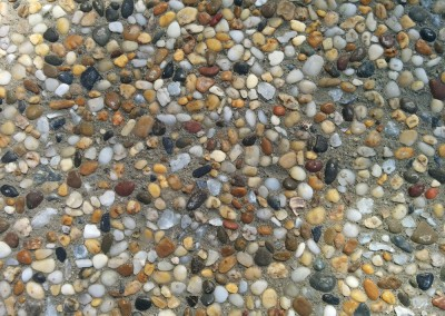 Exposed Aggregate - Seeded Coorong