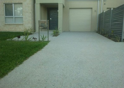 Driveways and Footpaths