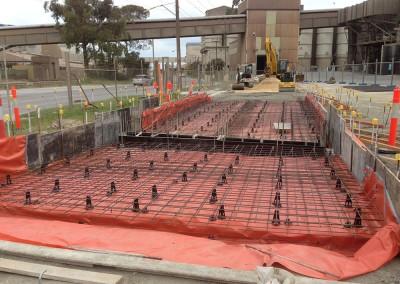 Adelaide Brighton Cement Truck Wash